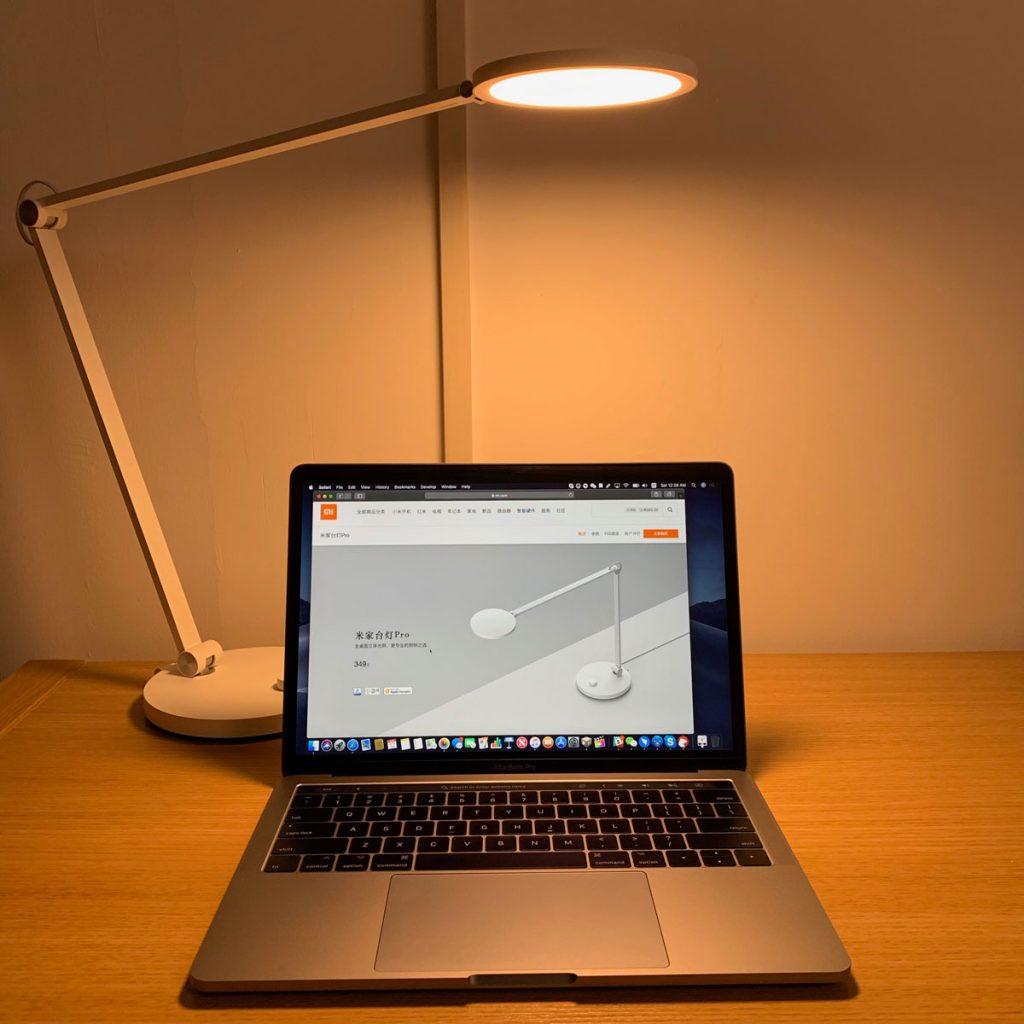 چراغ مطالعه هوشمند شیائومی Mijia