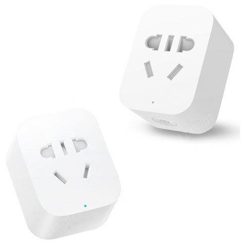 پریز برق هوشمند شیائومی مدل Mi Smart Socket Plug 2 ZigBee