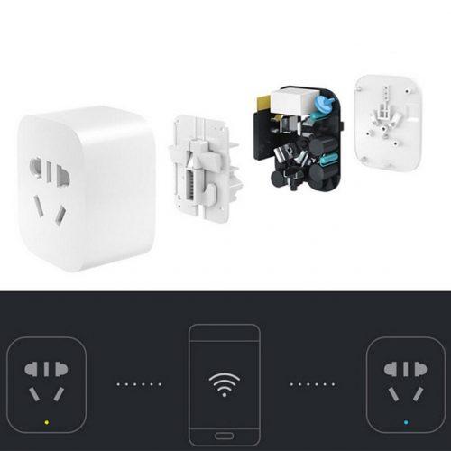سوکت برق شیائومی مدل Smart Plug 2 ZigBee