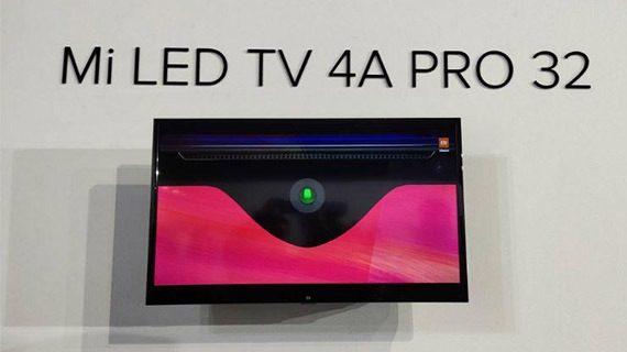 تلویزیون شیائومی Mi LED TV 4A Pro رسما از راه رسید