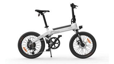 رونمایی دوچرخه الکتریکی شیائومی Himo C20
