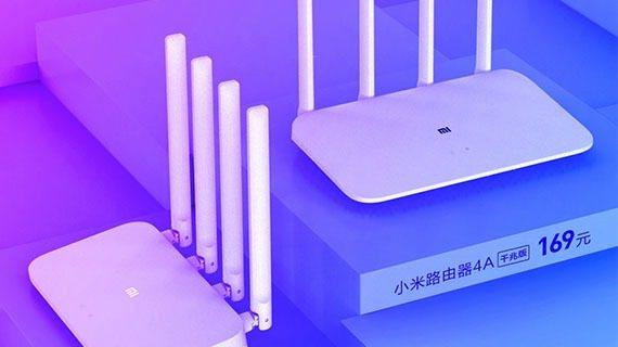 دو روتر شیائومی 4A و 4A Gigabit Version رسما معرفی شدند