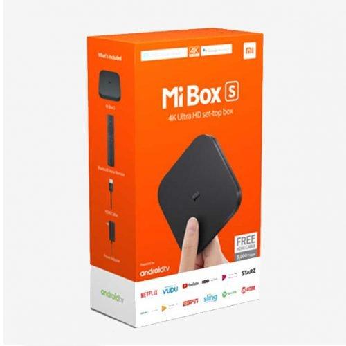 پخش کننده تلویزیون شیائومی Mi Box S