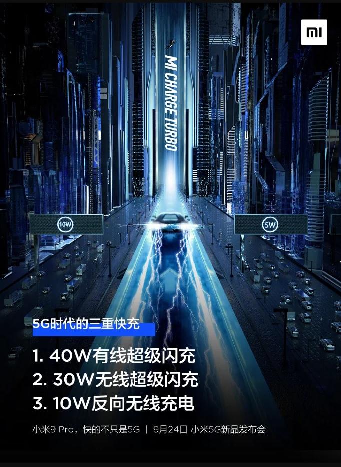پشتیبانی از 5G در Mi 9 Pro - شیائومی