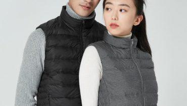 ژاکت حرارتی شیائومی مناسب برای زمستان