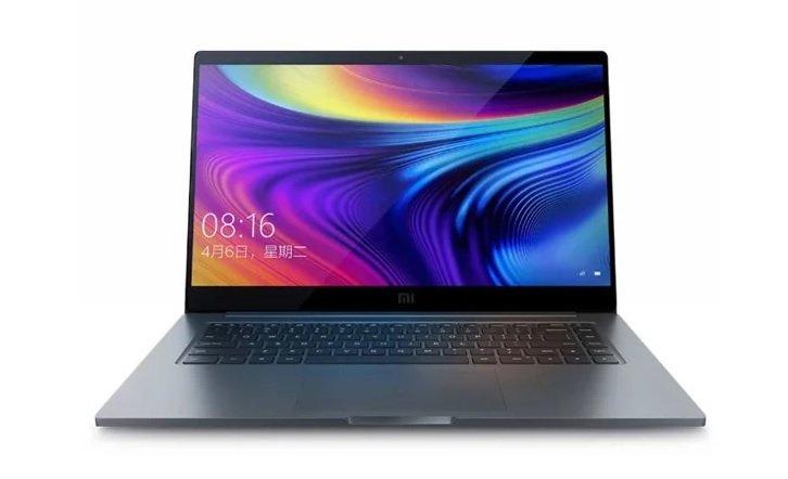 به روزرسانی لپ تاپ Mi Notebook Pro
