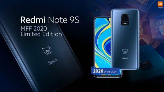 گوشی هوشمند شیائومی Redmi Note 9S