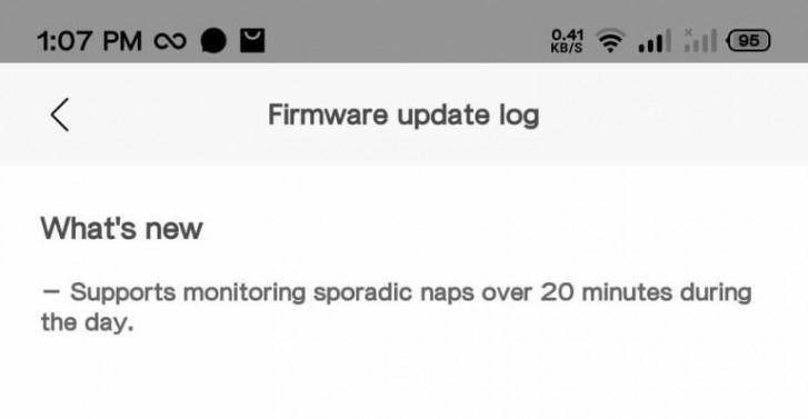 انتشار آپدیت نرم افزاری برای ساعت هوشمند Amazfit GTR و GTS