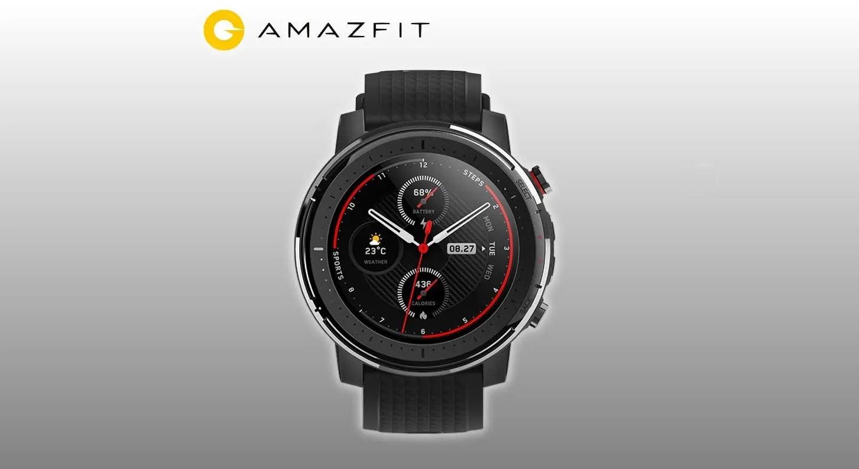 رونمایی شیائومی از ساعت هوشمند Amazfit Stratos 3
