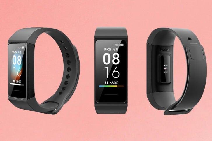مچ بند هوشمند Mi Smart Band 4C شیائومی معرفی شد