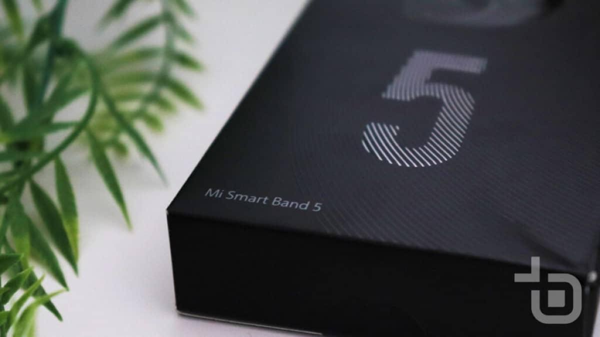 شیائومی Mi Band 5 با نام Mi Smart Band 5 در خارج از چین