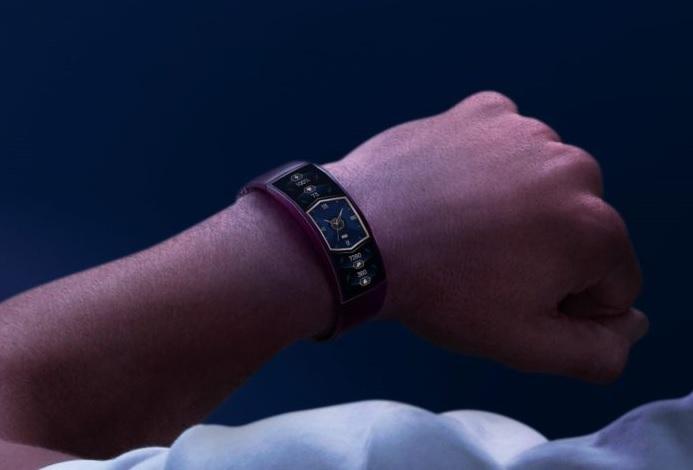 ساعت هوشمند منحنی شیائومی Amazfit X