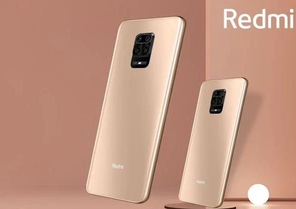 گوشیهای Note 9 Pro و Note 9 Pro Max ردمی در رنگ طلایی