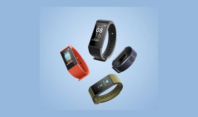 دستبند هوشمند ردمی با عمر باتری ۱۴ روزه