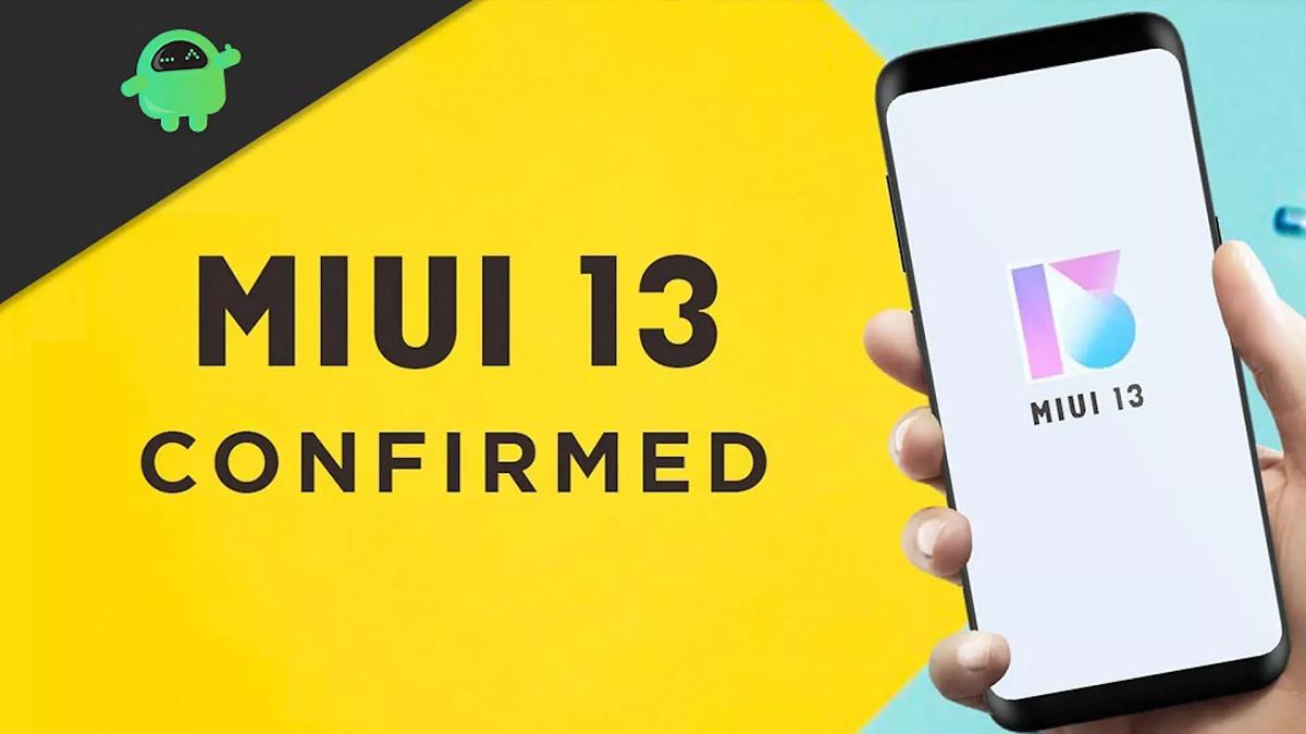 لیست احتمالی دریافتکنندگان رابط کاربری MIUI 13 شیائومی