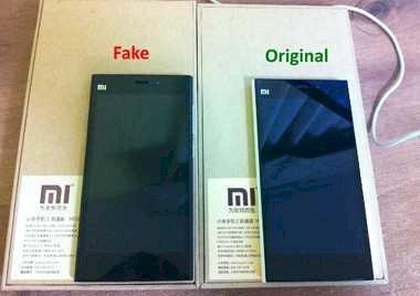 original or fake xiaomi