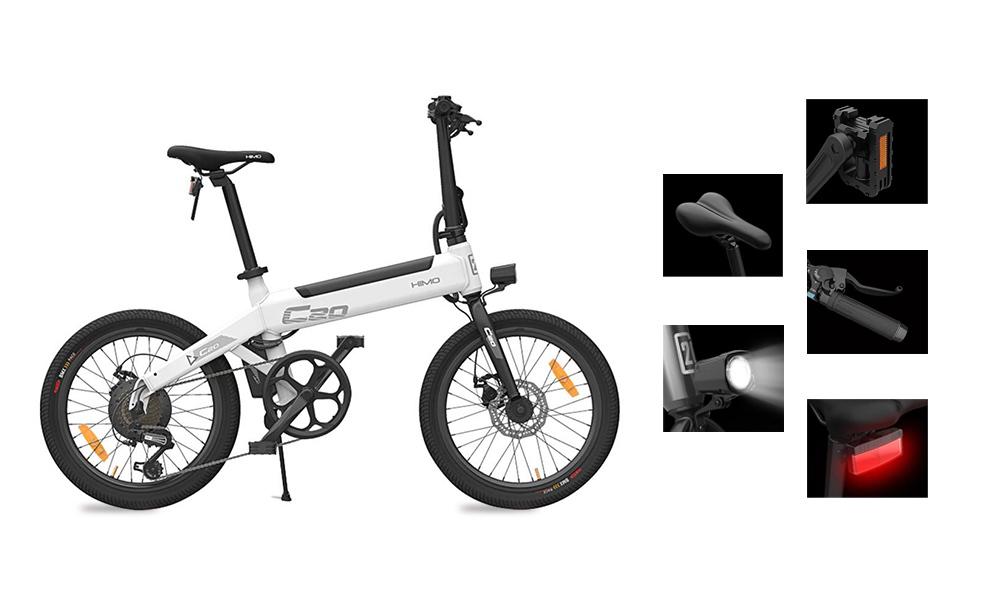 دوچرخه برقی شیائومی مدل Himo C20