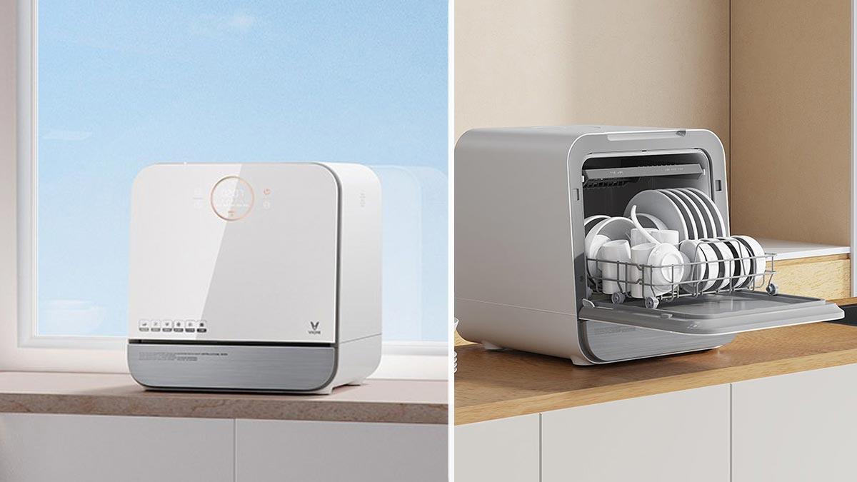 ماشین ظرفشویی شیائومی معرفی شد | Viomi