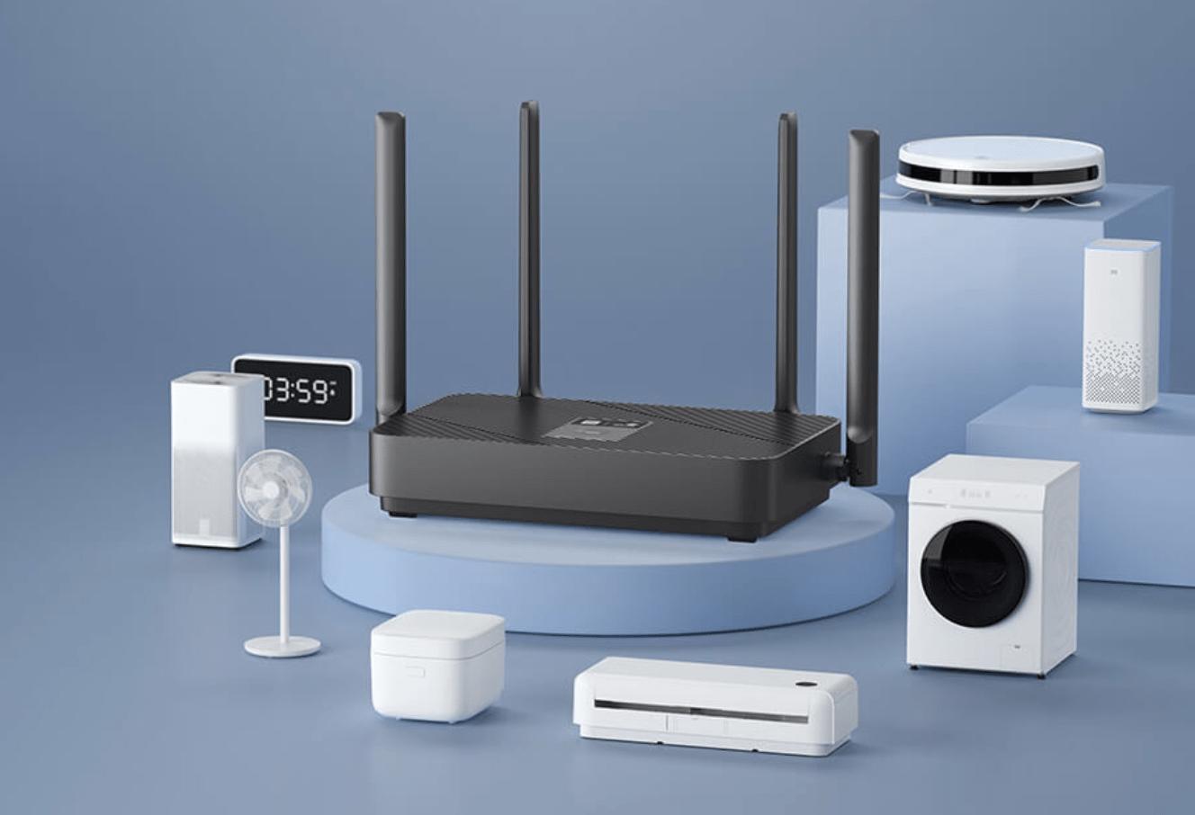 شیائومی روتر Mi Router CR6606 را معرفی کرد (5G ,Wifi 6)