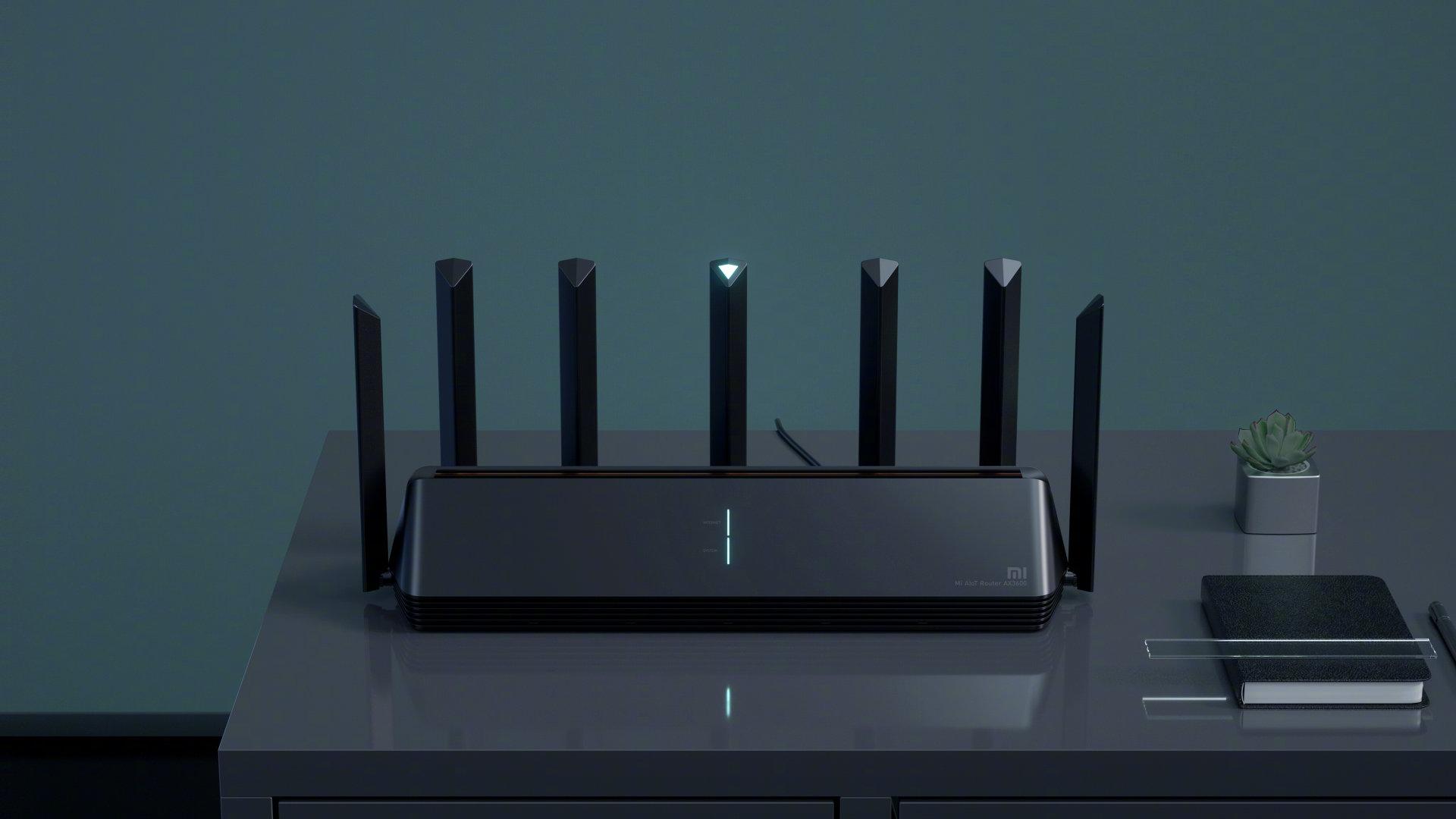 روتر شیائومی AX3600 می تواند با یک کلیک به دستگاه های Mijia متصل شود