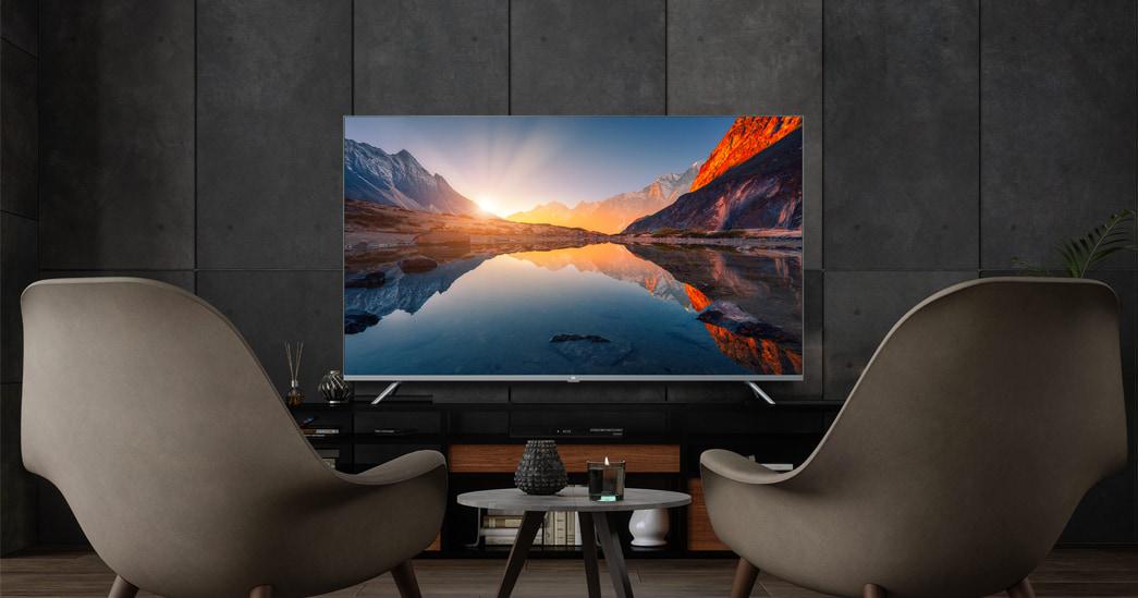 شیائومی مشخصات تلویزیون Mi QLED TV 4K 55 را به طور رسمی معرفی کرد