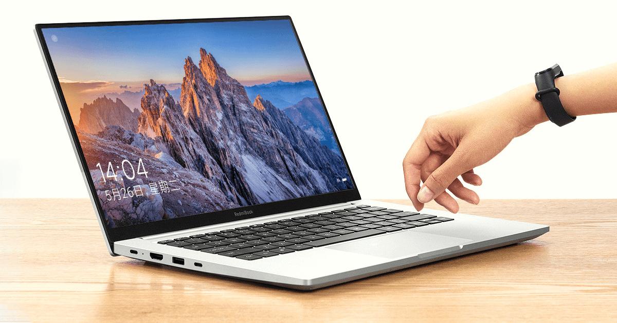 مشخصات لپ تاپ ردمی 14 دو شیائومی با پردازنده اینتل | REDMIBOOK 14 II