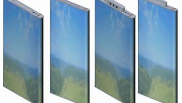 شیائومی گوشی ای با صفحه نمایش فراگیر را ثبت اختراع کرد