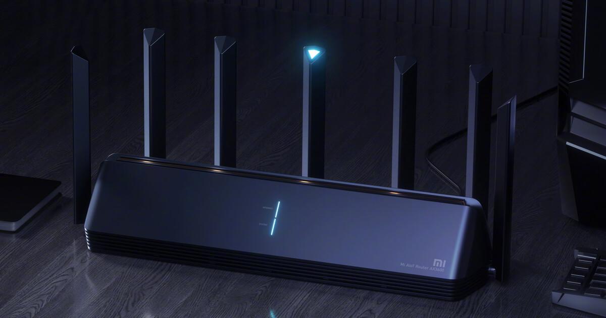 روتر شیائومی AIoT AX3600