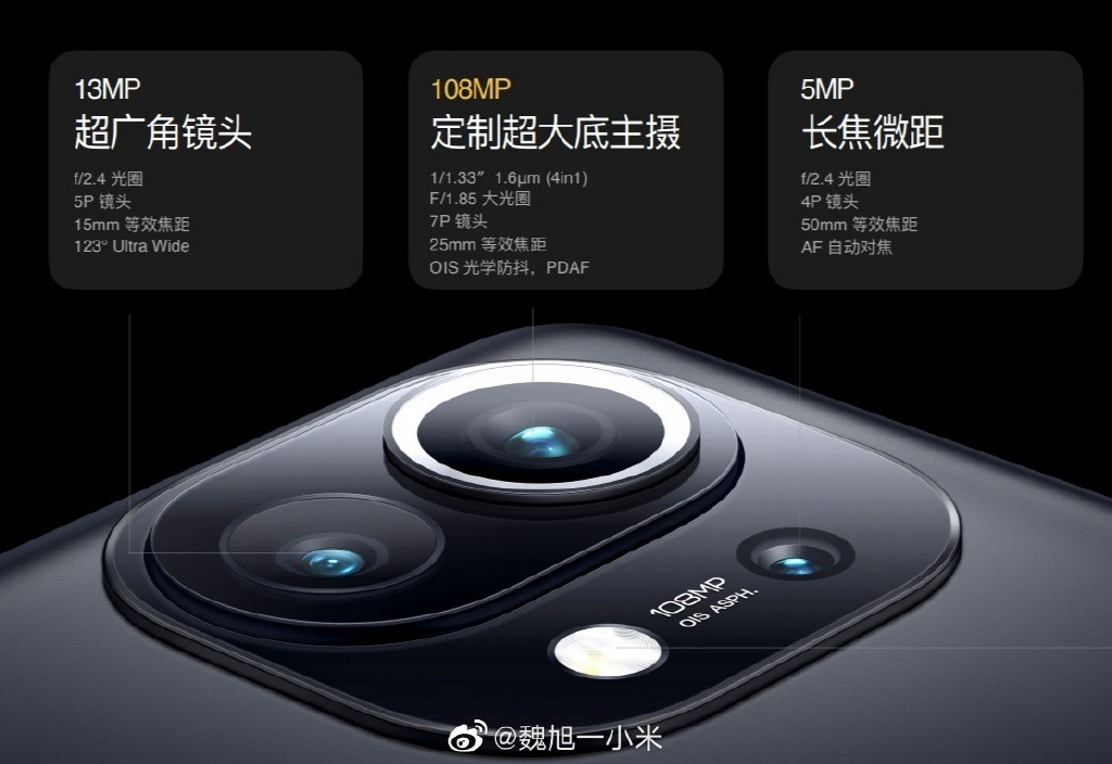 بررسی دوربین های ماکرو و واید انگل گوشی شیائومی Mi 11