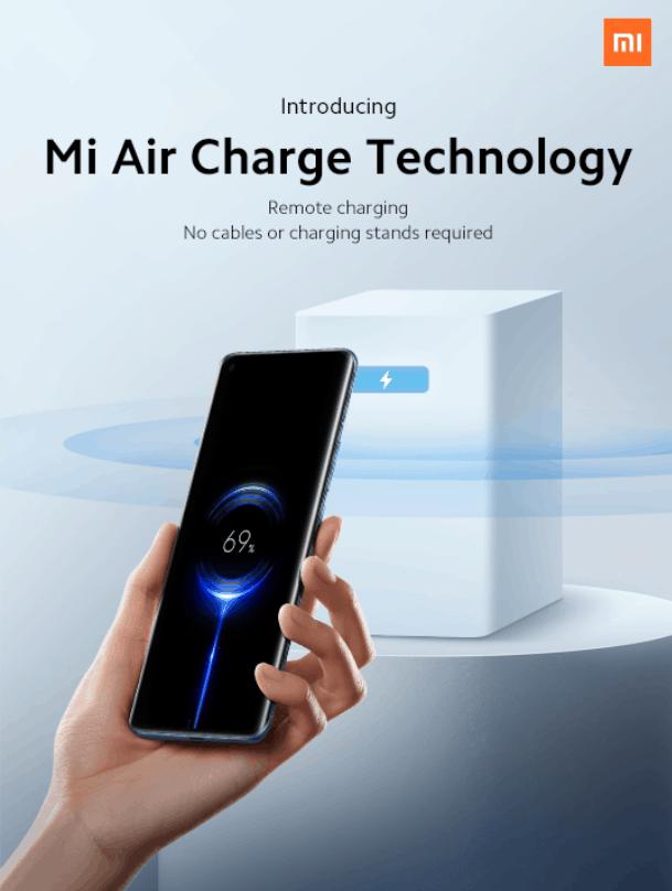 فناوری شارژ بی سیم (راه دور) شیائومی با نام Mi Air Charge