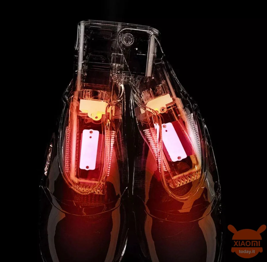 ضدعفونی کننده کفش شیائومی Huoyuan معرفی شد