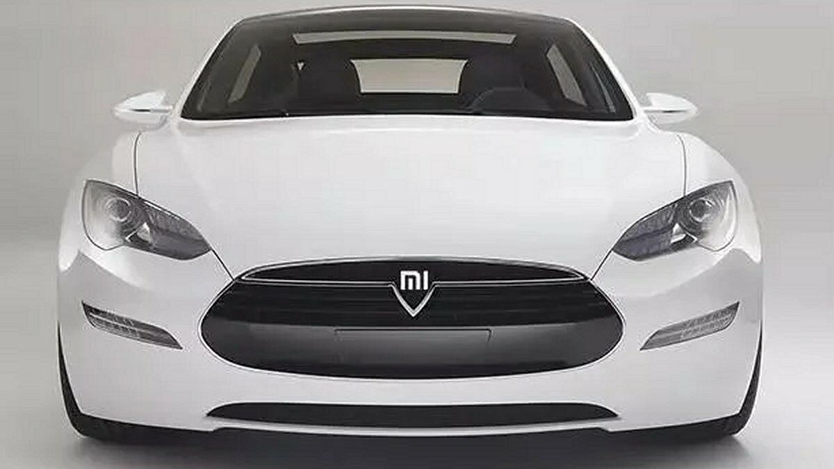 شیائومی وارد صنعت خودرو سازی می شود، با نام (Mi car)