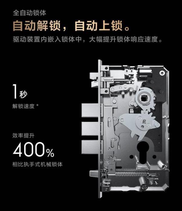 مشخصات قفل هوشمند لومی آکارا اتوماتیک هوشمند H100