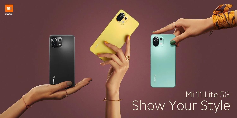 معرفی، مشخصات و قیمت گوشی شیائومی می 11 لایت | Mi 11 Lite