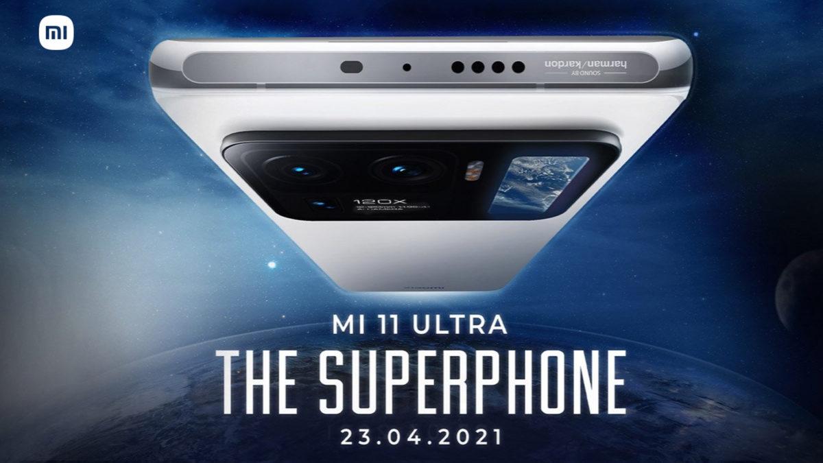 معرفی،مشخصات و قیمت شیائومی می 11 اولترا | Xiaomi Mi 11 Ultra